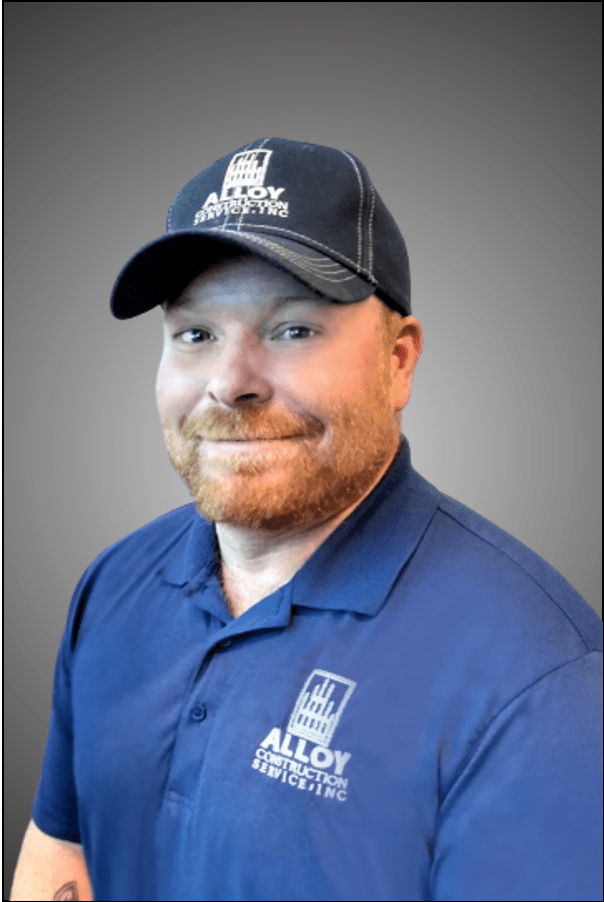 Kyle Palmer - Pre-Engineered Building Manager - Alloy Construction